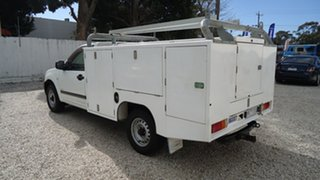 2005 Holden Rodeo LX 4x2 Cab Chassis.