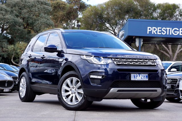 Used Land Rover Discovery Sport SD4 HSE, Balwyn, 2016 Land Rover Discovery Sport SD4 HSE Wagon