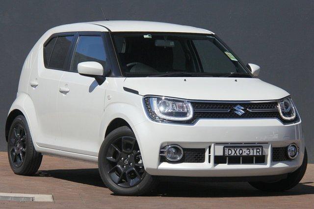 Discounted Demonstrator, Demo, Near New Suzuki Ignis GLX, Southport, 2017 Suzuki Ignis GLX SUV