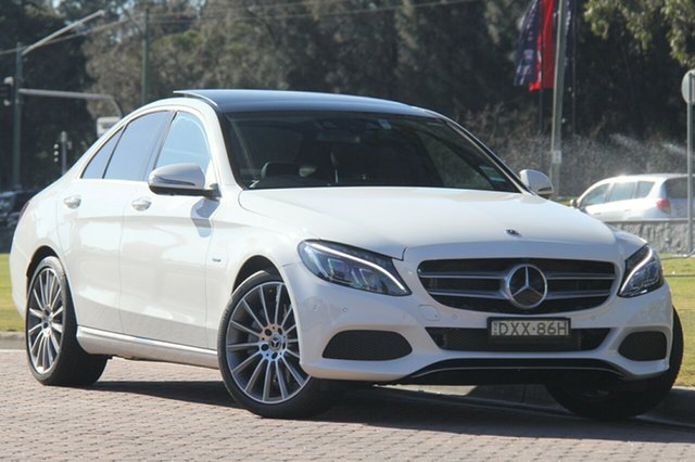Demonstrator, Demo, Near New Mercedes-Benz C350 e 7G-TRONIC +, Southport, 2017 Mercedes-Benz C350 e 7G-TRONIC + Sedan