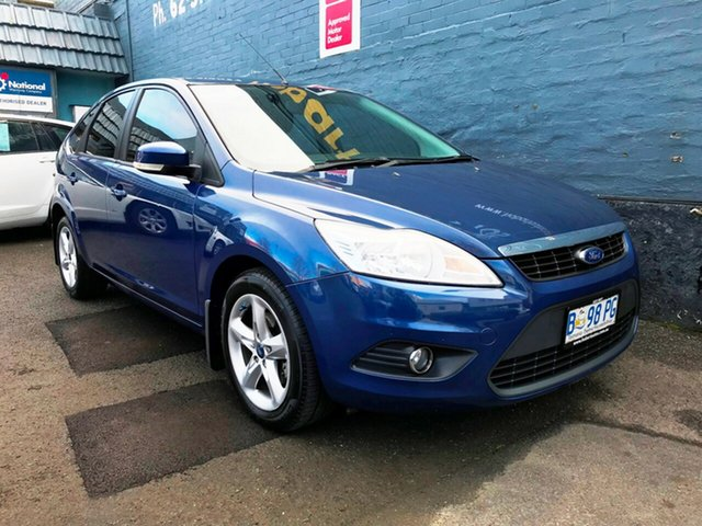 Discounted Used Ford Focus TDCi, Hobart, 2010 Ford Focus TDCi Hatchback
