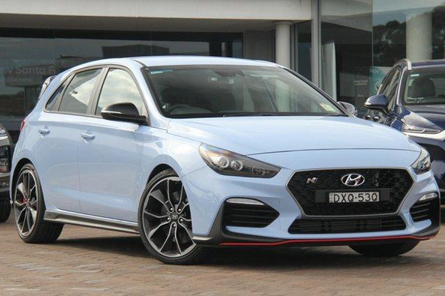 Discounted Demonstrator, Demo, Near New Hyundai i30 N Performance, Southport, 2018 Hyundai i30 N Performance Hatchback