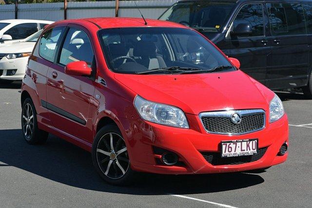 Used Holden Barina, Southport, 2008 Holden Barina Hatchback