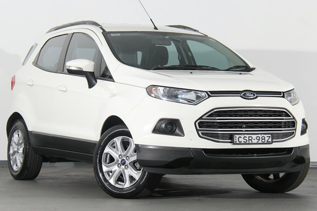 Used Ford Ecosport Trend PwrShift, Narellan, 2014 Ford Ecosport Trend PwrShift SUV