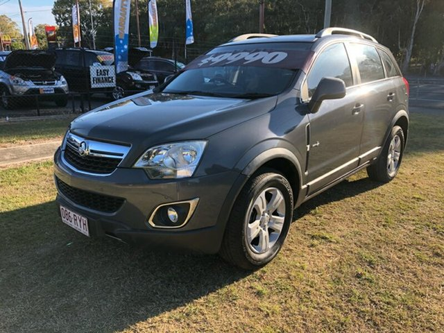 Used Holden Captiva 5 (FWD), Clontarf, 2011 Holden Captiva 5 (FWD) Wagon