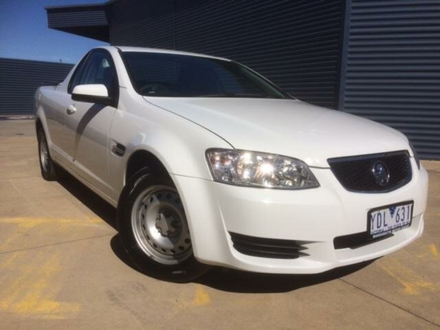 Used Holden Commodore Omega, Wangaratta, 2011 Holden Commodore Omega Utility