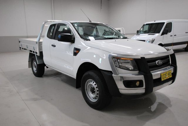 Used Ford Ranger XL Super Cab, Kenwick, 2013 Ford Ranger XL Super Cab Cab Chassis