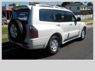 2004 Mitsubishi Pajero Wagon.