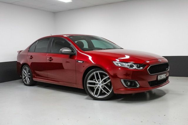 Used Ford Falcon XR6 Turbo, Cardiff, 2015 Ford Falcon XR6 Turbo Sedan