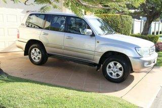 Discounted Used Toyota Landcruiser Sahara, Bundall, 2003 Toyota Landcruiser Sahara UZJ100R Wagon