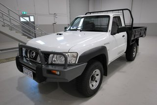 2011 Nissan Patrol DX Cab Chassis.