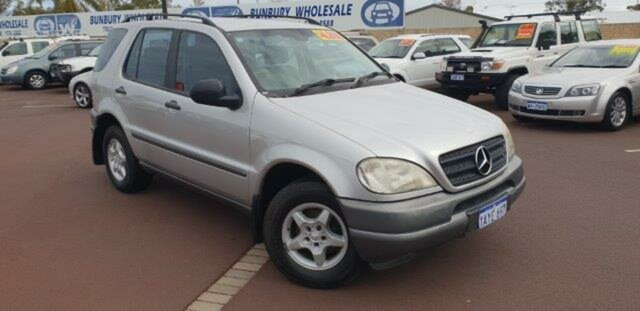 Used Mercedes-Benz ML320 Classic, East Bunbury, 2001 Mercedes-Benz ML320 Classic Wagon