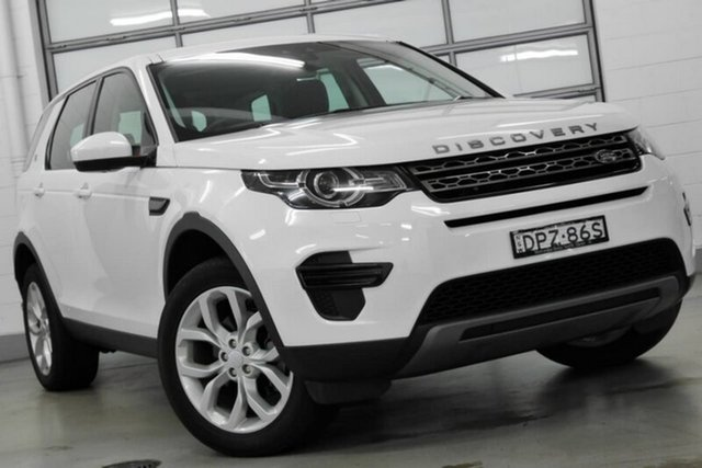 Used Land Rover Discovery Sport TD4 180 SE, Chatswood, 2017 Land Rover Discovery Sport TD4 180 SE Wagon