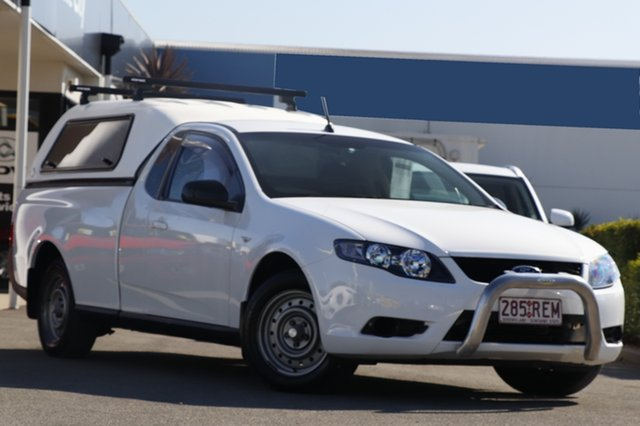 Used Ford Falcon Ute Super Cab, Toowong, 2010 Ford Falcon Ute Super Cab Utility