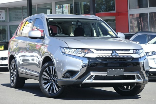 Demonstrator, Demo, Near New Mitsubishi Outlander ES 2WD, Bowen Hills, 2019 Mitsubishi Outlander ES 2WD Wagon