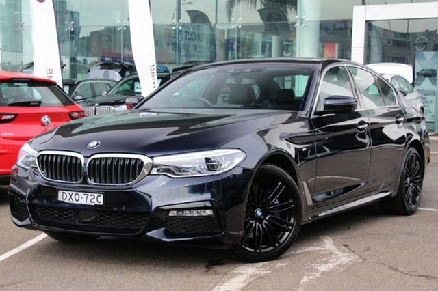 Used BMW 530i M Sport, Brookvale, 2017 BMW 530i M Sport Sedan