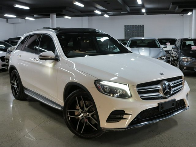 Used Mercedes-Benz GLC250 d 9G-TRONIC 4MATIC, Albion, 2015 Mercedes-Benz GLC250 d 9G-TRONIC 4MATIC Wagon