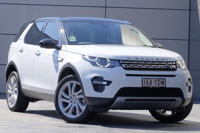 Demonstrator, Demo, Near New Land Rover Discovery Sport SD4 HSE, Newstead, 2017 Land Rover Discovery Sport SD4 HSE Wagon