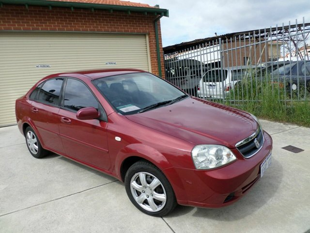 Used Holden Viva, Mount Lawley, 2006 Holden Viva Sedan
