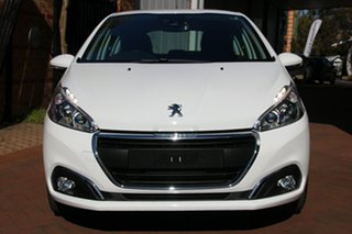 2018 Peugeot 208 Active Hatchback.