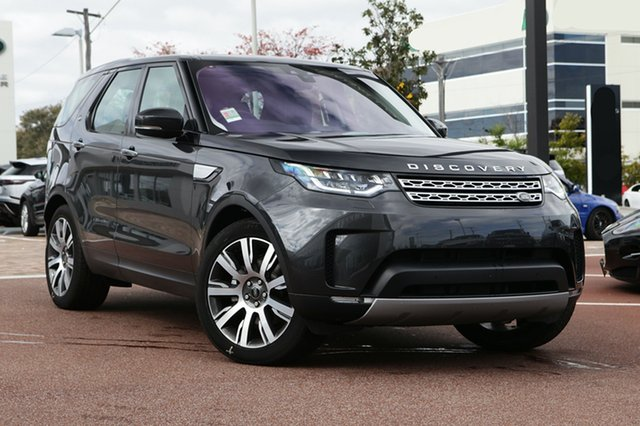 Demonstrator, Demo, Near New Land Rover Discovery TD6 HSE Luxury, Osborne Park, 2017 Land Rover Discovery TD6 HSE Luxury Wagon