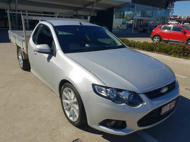 Discounted Used Ford Falcon XR6 Super Cab, Yamanto, 2013 Ford Falcon XR6 Super Cab Cab Chassis