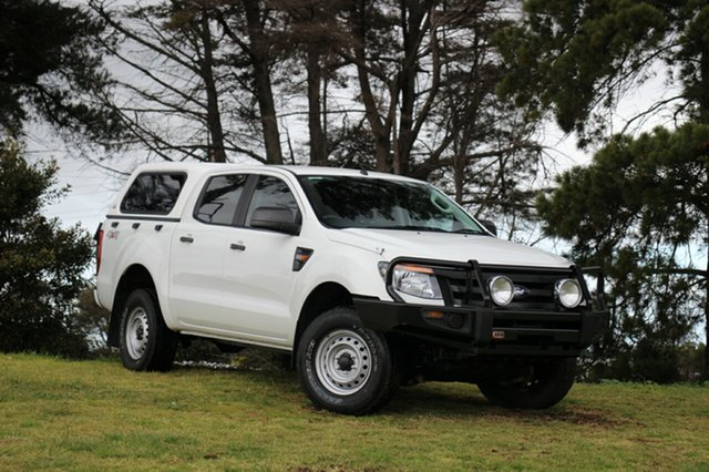 Used Ford Ranger XL Double Cab, Officer, 2014 Ford Ranger XL Double Cab Utility