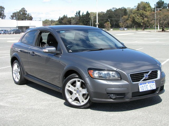 Used Volvo C30 T5 Geartronic, Maddington, 2010 Volvo C30 T5 Geartronic Hatchback