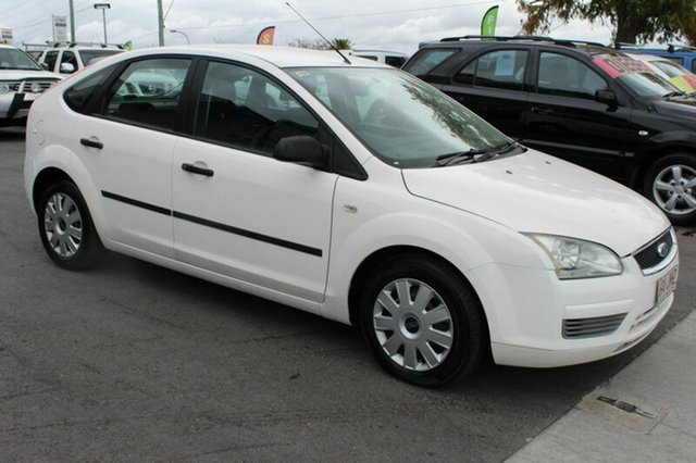Used Ford Focus CL, Tingalpa, 2006 Ford Focus CL Hatchback