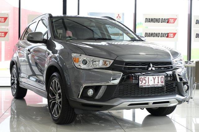 Demonstrator, Demo, Near New Mitsubishi ASX LS 2WD, Bowen Hills, 2018 Mitsubishi ASX LS 2WD Wagon