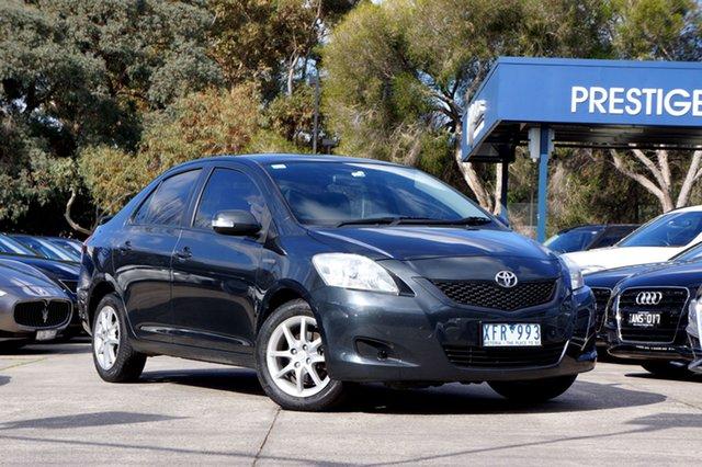 Used Toyota Yaris YRS, Balwyn, 2009 Toyota Yaris YRS Sedan
