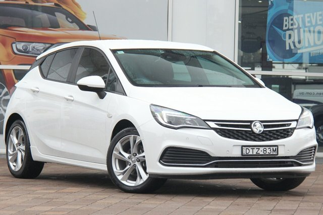 Discounted Used Holden Astra RS, Warwick Farm, 2016 Holden Astra RS Hatchback