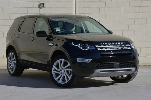 Discounted Demonstrator, Demo, Near New Land Rover Discovery Sport TD4 HSE Luxury, Southport, 2017 Land Rover Discovery Sport TD4 HSE Luxury Wagon