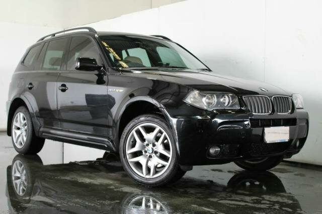 Used BMW X3 XDRIVE30D LIFESTYLE, Underwood, 2008 BMW X3 XDRIVE30D LIFESTYLE Wagon