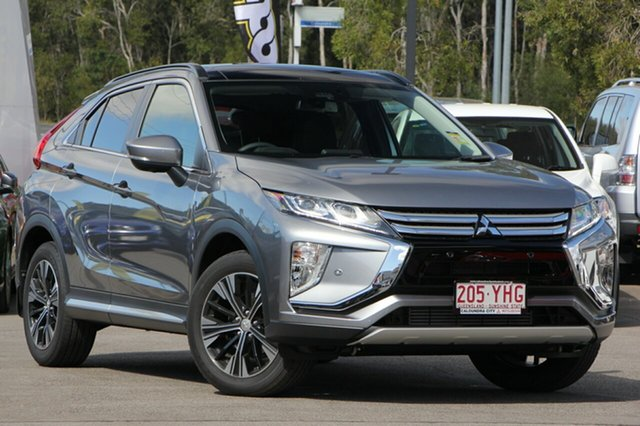 Demonstrator, Demo, Near New Mitsubishi Eclipse Cross Exceed AWD, Caloundra, 2017 Mitsubishi Eclipse Cross Exceed AWD Wagon