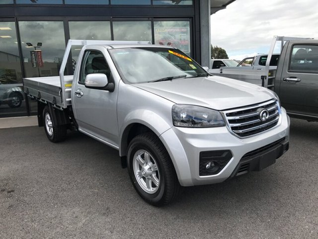 New Great Wall Steed, North Lakes, 2018 Great Wall Steed Cab Chassis
