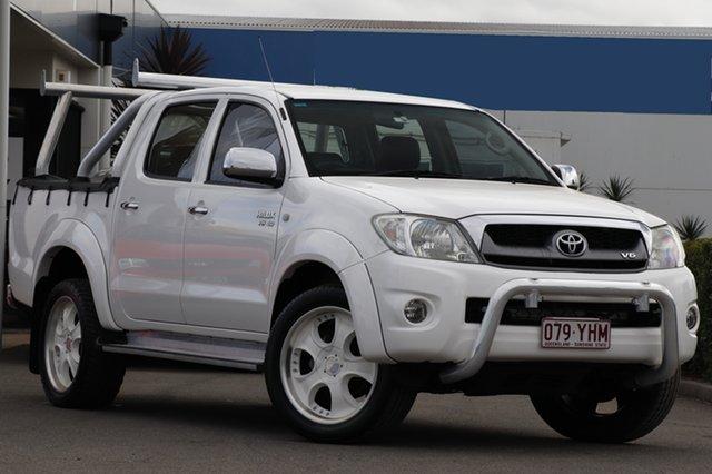 Used Toyota Hilux SR5, Toowong, 2009 Toyota Hilux SR5 Utility