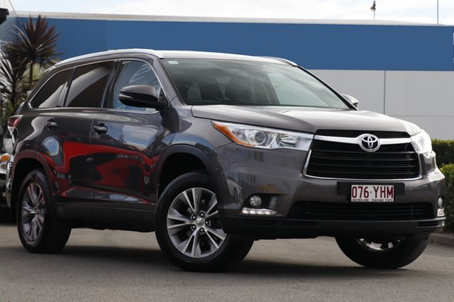 Used Toyota Kluger GXL 2WD, Bowen Hills, 2014 Toyota Kluger GXL 2WD Wagon