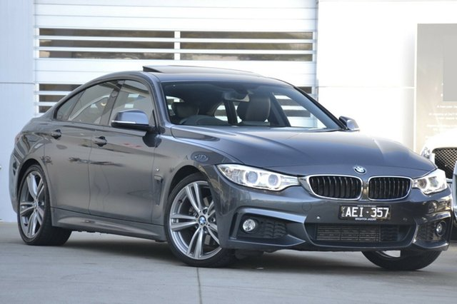Discounted Used BMW 428i M Sport Gran Coupe, Clayton, 2014 BMW 428i M Sport Gran Coupe Hatchback