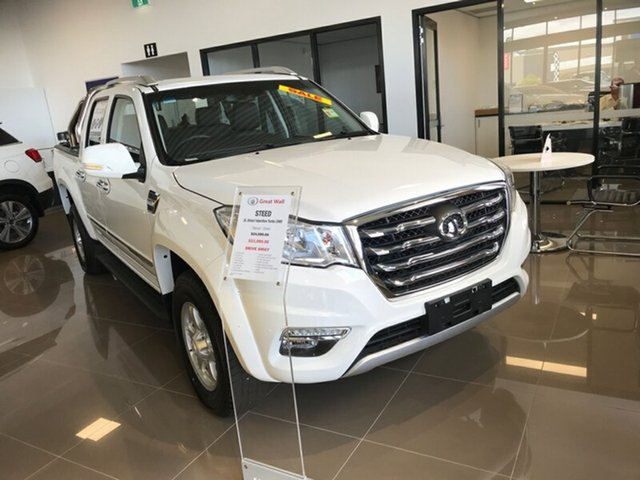 Used Great Wall Steed, North Lakes, 2017 Great Wall Steed Utility