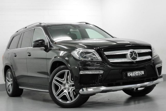 Used Mercedes-Benz GL500 7G-Tronic +, Southport, 2014 Mercedes-Benz GL500 7G-Tronic + Wagon