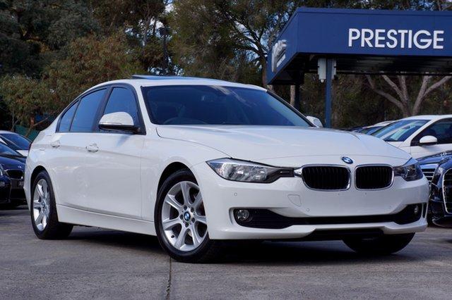 Used BMW 320d Luxury Line, Balwyn, 2014 BMW 320d Luxury Line Sedan