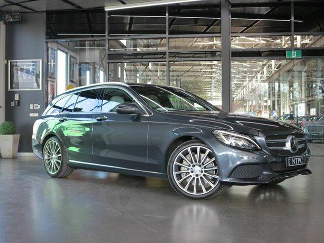 Used Mercedes-Benz C350 e Estate 7G-TRONIC +, North Melbourne, 2016 Mercedes-Benz C350 e Estate 7G-TRONIC + Wagon