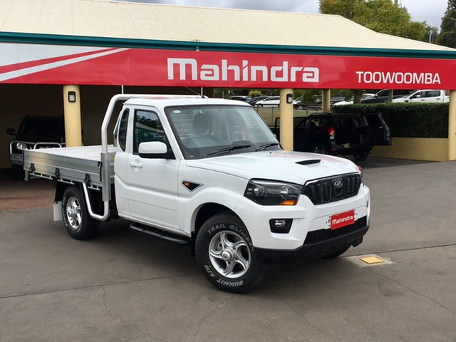 New Mahindra Pik-Up, Toowoomba, 2017 Mahindra Pik-Up Cab Chassis