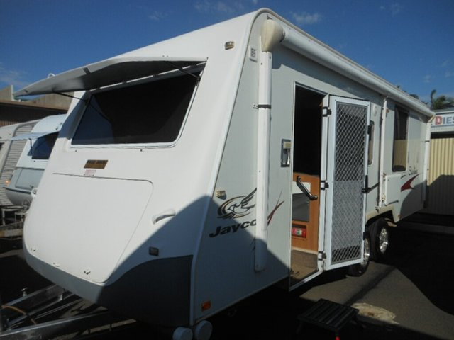 Discounted Used Jayco Sterling 23.72-2, Pialba, 2007 Jayco Sterling 23.72-2 Caravan