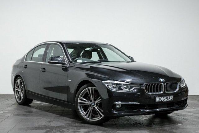 Used BMW 330i Luxury Line, Rozelle, 2015 BMW 330i Luxury Line Sedan