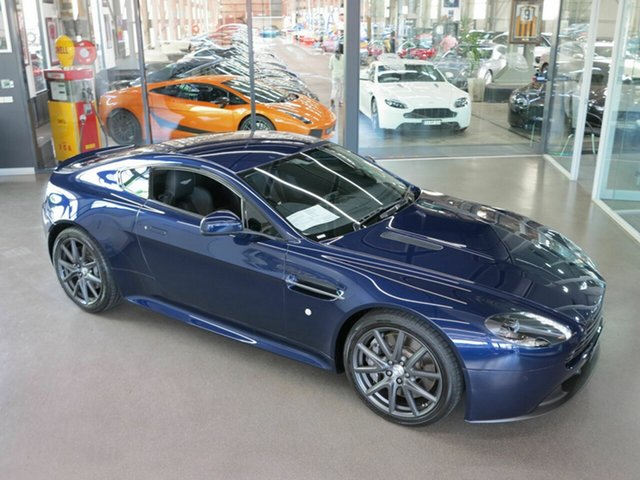 Used Aston Martin V8 Vantage Sportshift II, North Melbourne, 2015 Aston Martin V8 Vantage Sportshift II Coupe