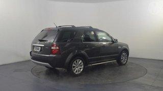 2009 Ford Territory Ghia (4x4) Wagon.