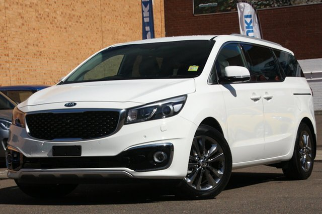 Demonstrator, Demo, Near New Kia Carnival Platinum, Brookvale, 2017 Kia Carnival Platinum Wagon