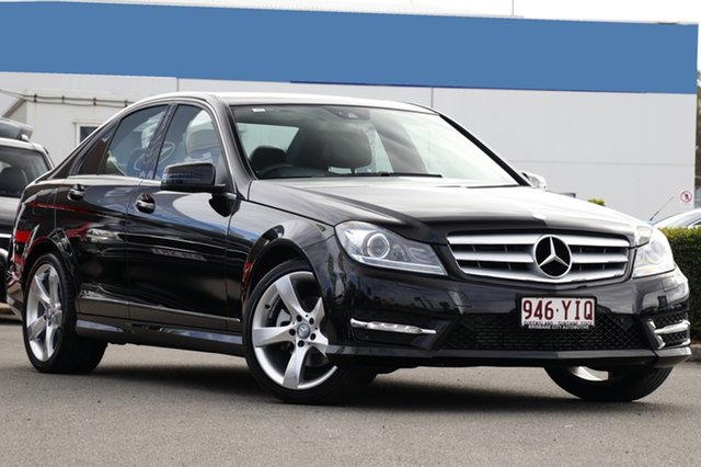 Used Mercedes-Benz C250 Avantgarde 7G-Tronic +, Toowong, 2013 Mercedes-Benz C250 Avantgarde 7G-Tronic + Sedan